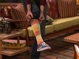 Spencer's Socks-Episode 109