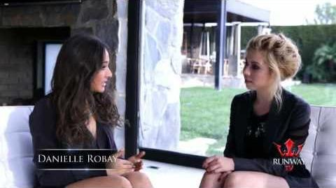 Behind the scenes of Jennette McCurdy's Runway Magazine photoshoot-1