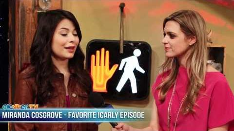 """""""iCarly"""" Cast Reveals Favorite Episodes"""