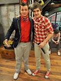Liam and gibby