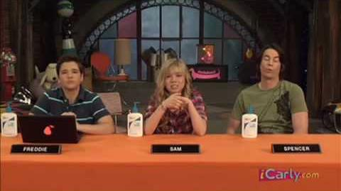 ICarly Present iHave a Question Large Vlarpin