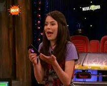 Carly with parephone