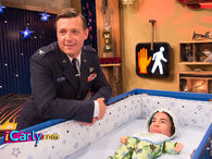 Colonel Steven Shay | iCarly Wiki | Fandom powered by Wikia  Colonel Steven ...