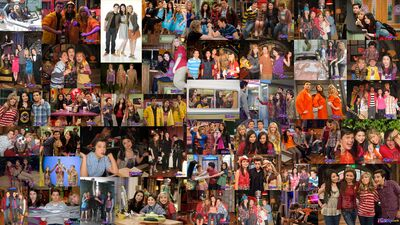 ICarly Over The Years