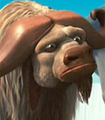 Musk Oxen (1)