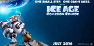 Ice age collision course logo