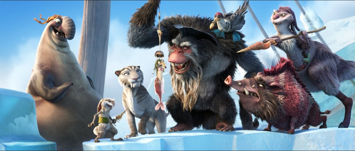 ice age 4 gupta voice - photo #31