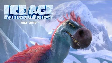"Ice Age Collision Course ""DJ Scrat"" TV Commercial HD FOX Family"