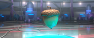 Acorn floating