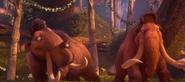 Manny and Julian mammoths