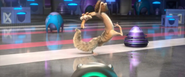 Scrat avoiding Scratazon's guards shots