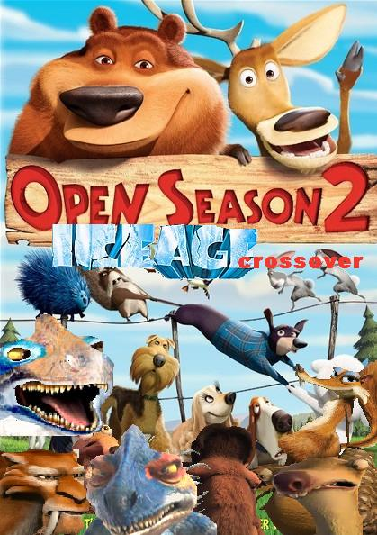 fan open season ice age crossover 2 the ice age fanon