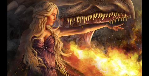 Daenerys by aida20-d51j6ck