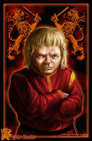 Tyrion Lannister Book Tyrion Lannister | A S...