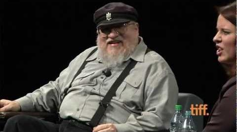 In Conversation With... George R.R. Martin on Game of Thrones Part 3 TIFF Bell Lightbox