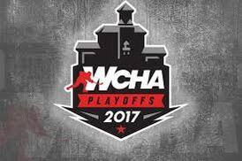 2017 WCHA playoffs