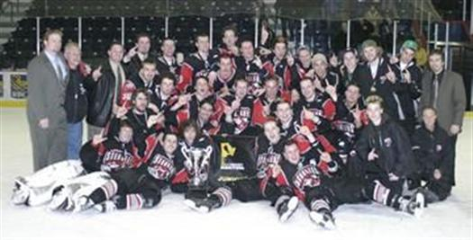 2007 Selkirk Steelers