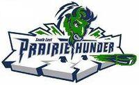 Prairie Thunder logo