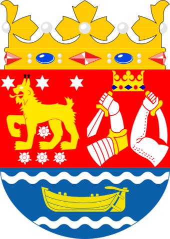 File:Coat of Arms of Southern Finland.png