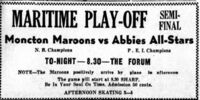 1942-43 Maritimes Senior Playoffs