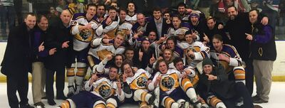 2016 EHL Premier champs New Hampshire Jr Monarchs