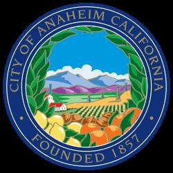 File:Anaheim, California Seal.png
