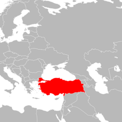 600px-Location of Turkey svg