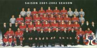 2001–02 Montreal Canadiens season