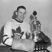 Harry Lumley hockey