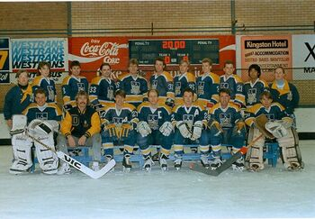 Canb Knights 1992 Team photo