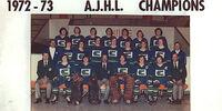 1972-73 AJHL Season