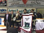 2016 Allan Cup Champs Bentley Generals