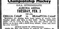 1942-43 OHA Intermediate Season