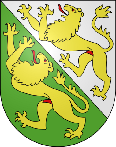 File:Coat of arms of the canton of Thurgau.png