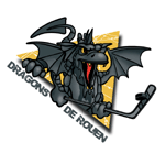 Dragon de Rouen logo