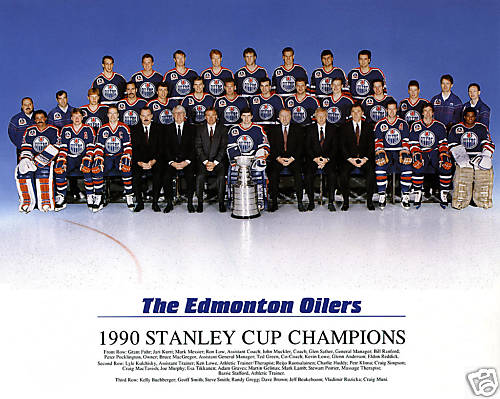 in The 1990 Stanley Cup Final