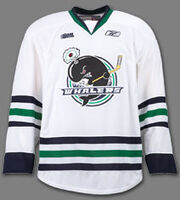 Whalers White Jersey