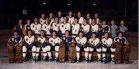 1986-87 OUAA Season
