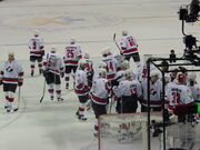 Canadian men's ice hockey team in 2002