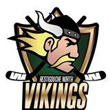 Restigouche North Vikings logo
