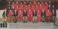 1982-83 OJHL Season