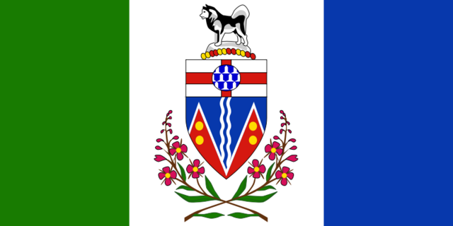 File:Flag of Yukon.png