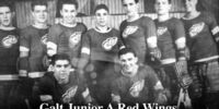 1944-45 OHA Junior A Season