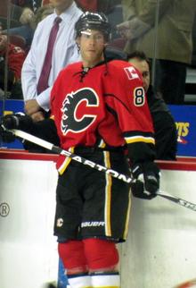 Brendan Morrison Flames