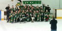 2015-16 Wheatland Hockey League Season