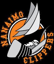 Nanaimo Clippers logo