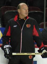 Mike Keenan practice