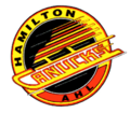 Hamilton canucks 1993