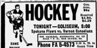 1956-57 British Columbia Senior Playoffs