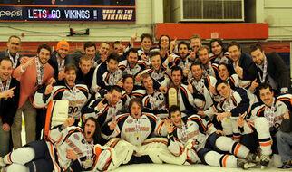 Salem state 2014 MASCAC champs